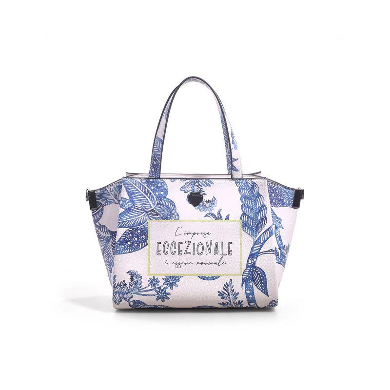 Γυναικείο Handbag Lepandorine Lampone ECCEZIONALE White