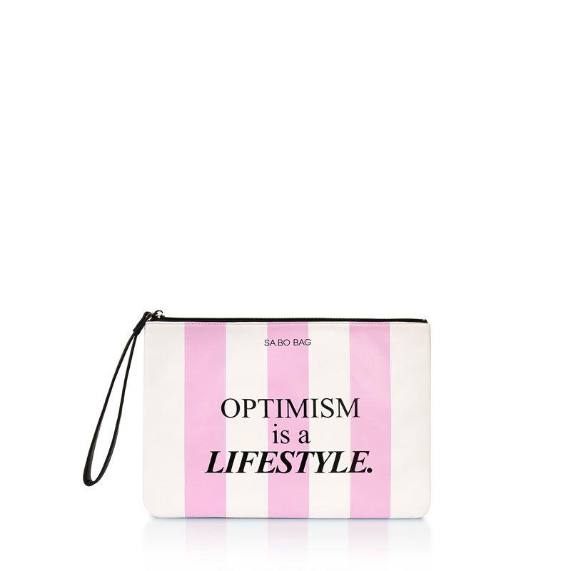 Γυναικεία Pochette Lepandorine SaboLIFESTYLE Pink