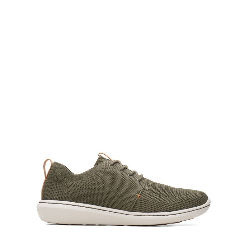 Ανδρικά Sneakers Clarks Step Urban Mix Khaki