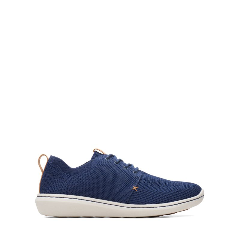 Ανδρικά Sneakers Clarks Step Urban Mix Navy