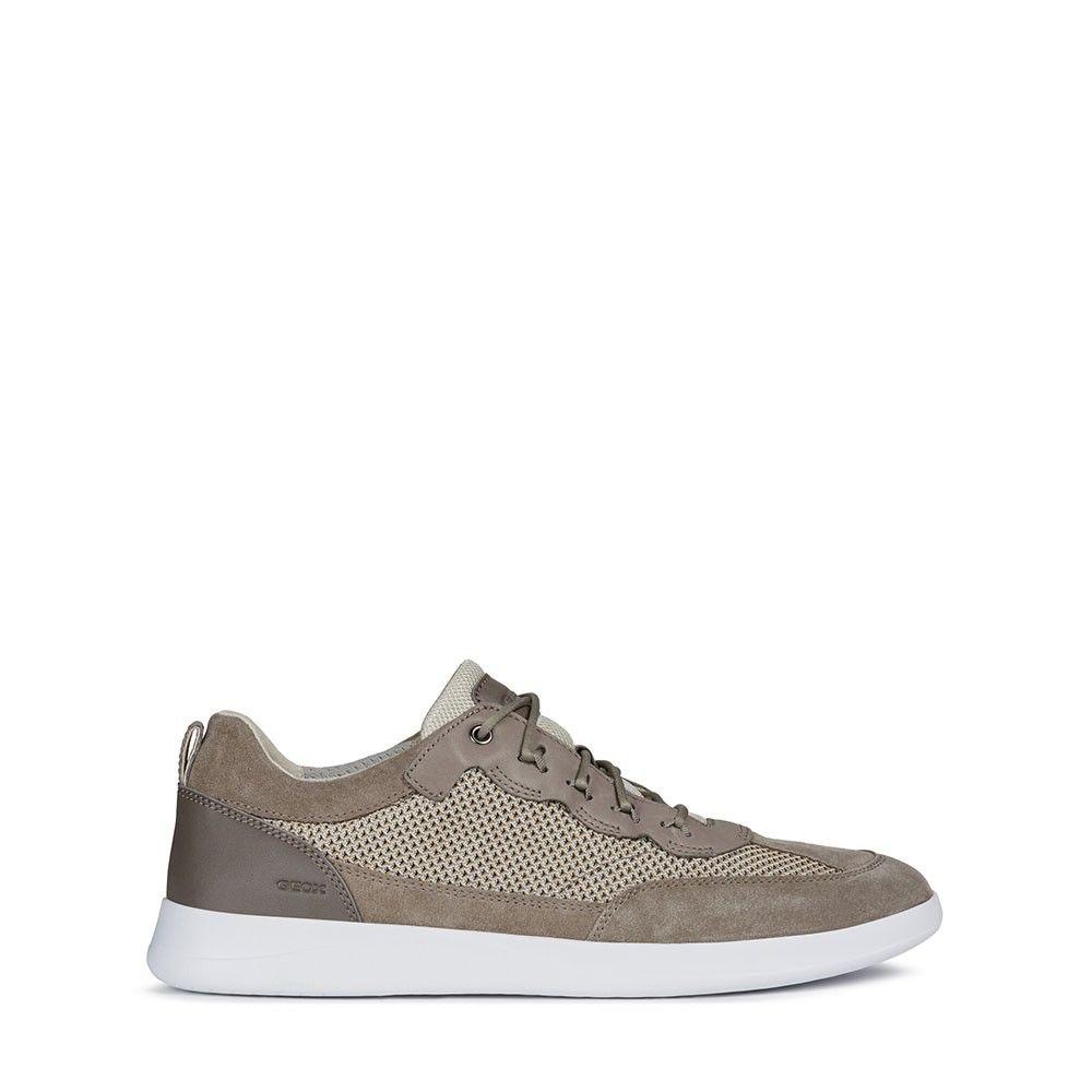 Ανδρικά Sneakers Geox kennet Taupe