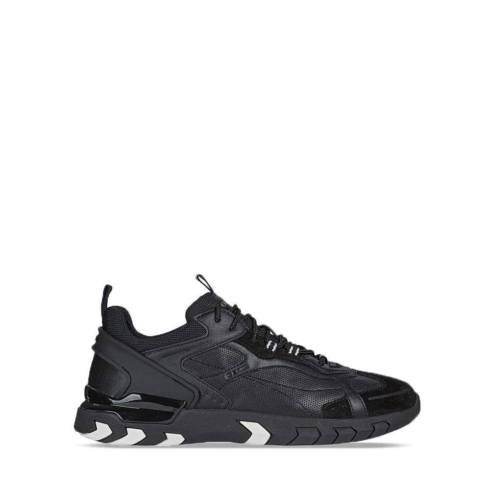 Ανδρικά Sneakers Geox Grecale U Black