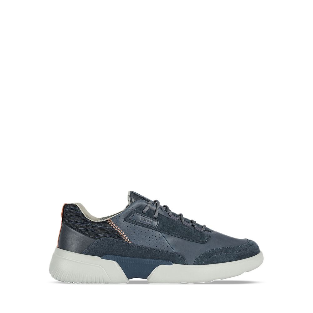 Ανδρικά SNeakers Geox Smoother A Navy