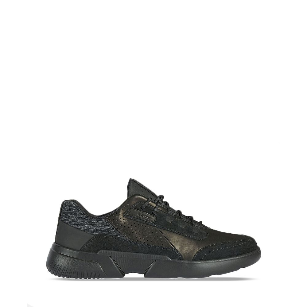 Ανδρικά Sneaker Geox Smoother Black