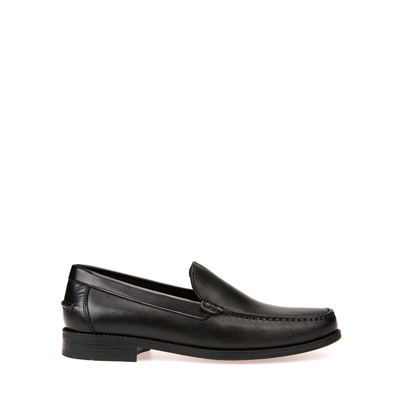 Ανδρικά Loafers Geox New Damon Black U641ZA00043C9999