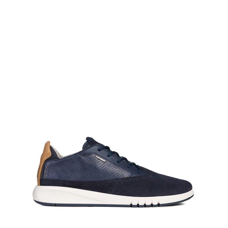 Ανδρικά Sneakers Geox Aerantis A Navy U927FA_02243_C4002