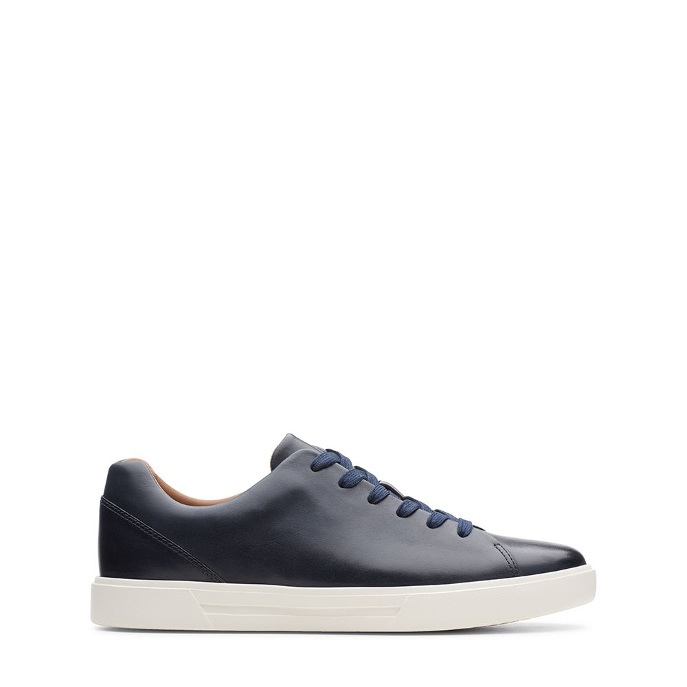 Ανδρικά Sneakers Clarks Un Costa Lace Navy Leather