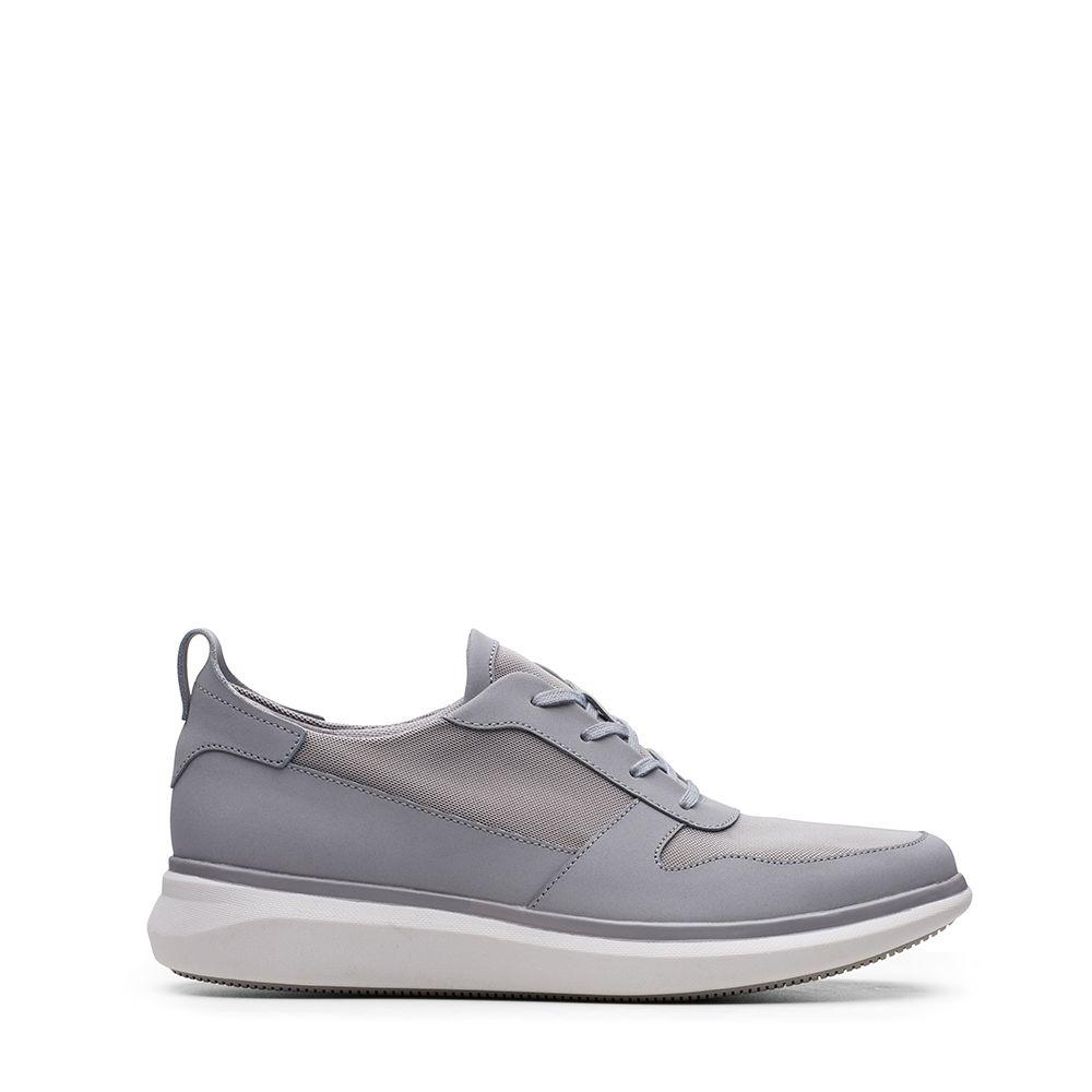Ανδρικά Sneakers Clarks Un Globe Sport Grey Combi